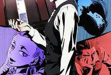Death Parade / I loved this anime. And I recommend it to all of you.