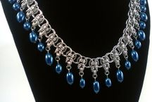 necklaces chainmaille