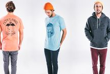 """Fall 14 """"Dark & Stormy"""" / This Lookbook highlights some of our key pieces from the Fall '14 Collection"""