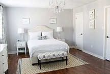 Dreamy Bedrooms / by Victoria Leigh