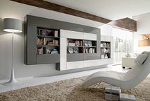 Living Bookcases Collection