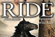 RIDE : WILD RIDE By A.C. James / Book 8