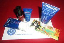 Tester!!! Productos Cosmeticsonline.es / Os presento a Cosmeticsonline.es  una tienda online de cosmética, siendo el representante preferido en España para las marcas Herome, Balzame Footcare e Hypogeen.  En este tablero hablaré de los productos testados, abajo teneis la primera entrada.  http://www.diariodeunamujermadreyesposa.com/2014/01/especial-cuidado-en-pies-manos-y-labios.html