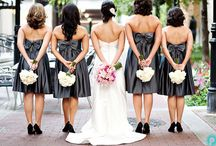 Group Poses - Bridesmaids