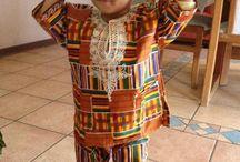 Mode africaine enfants