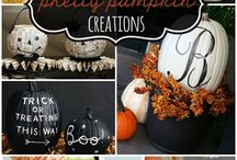Halloween Decorations  / by Kaila Charland