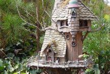 ház / kis házak embereknek, hobbitoknak , állatoknak...                                     tiny houses for peoples , hobbits , animals ...
