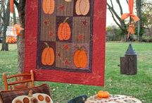 Quilting - Fall/Halloween / by Debra Shaw