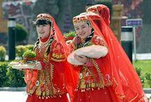 разные народные костюмы