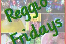 Reggio and Montessori Inspiration