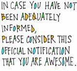 Awesomeness! / by Trine Lane