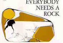 book nook: everybody needs a rock