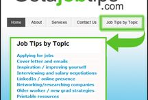 Employment Search Tips
