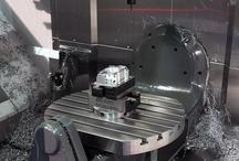 CNC Machines / The machine that make the machines.