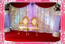 Wedding Stages Decoration