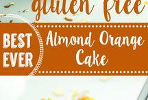 Gluten-free orange