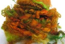 Yarn, thread, string and things.