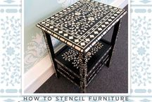 Furniture- makeovers