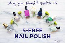 Nails / 5 Free Nail Polish