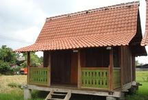 Joglo house design