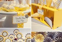 """{Sweet Table} Mommy to """"bee"""" baby shower"""