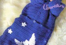 Вязание для младенцев.