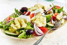 Reseptit Salaatit