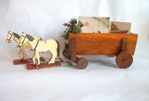 Vintage Christmas Gifts / for that one of a kind person in your life.