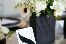Jessie + Todd | Inspiration Too / Black + white never goes out of style