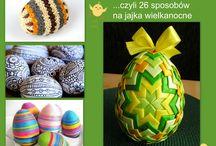 Wielkanoc / Inspiracje na Wielkanoc
