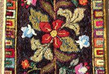 Floral Woolen Dreams / My main board Woolen Dreams has gotten too big so I am breaking it down into Sub-categories. These are Beautiiful Floral Wool ideas. Here is the link to main board: Woolen Dreams https://www.pinterest.com/cmwrapnship/woolen-dreams/