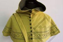 Hoodboard / Inspiration on medieval hoods