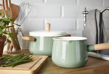 Keuken / Inspiratie voor de keuken in ons nieuwe huis