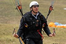 paragliding / Paragliding experience