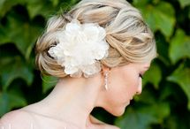 Wedding Hair / by Wedding & Style by CliodhnaL