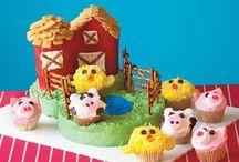 Farm Yard Birthday