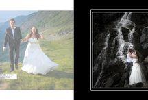 Wedding sample photobook