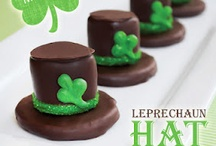 ST PATTY'S TREATS,DECOR,TIPS / by Linda Goldsmith