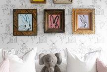 Hunt slonem / by Susan Abbott