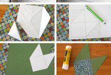 Manualidades rollos de papel