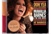 OOH YEA! The Betty Davis Songbook / Mahalia Barnes & The Soul Mates Featuring Joe Bonamassa