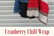 Crochet wraps
