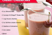 Healthy Shakes  / Healthy drinks that aren't boring.