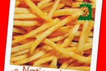 Foodie: It's the little things in life...like extra food <3 / by Krystle Caricaburu
