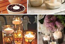 Kerzen deko
