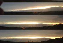 my work Bright final shard #photography #evening #autumn #cornwall #penzance