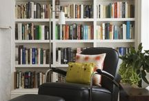 INTERIORS || Library