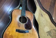 old guitars