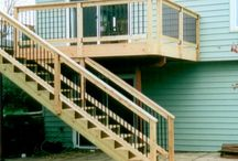 deck banisters