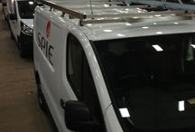 Roof Racks / A variety of commercial vehicle roof racks available from www.vanax.co.uk